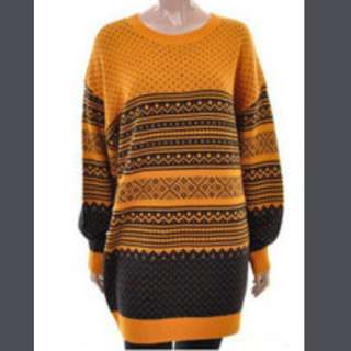 (New) High Quality knitted sweater dress