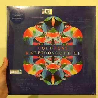 [Vinyl] Coldplay - Kaleidoscope EP