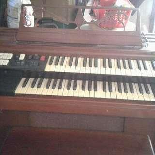 Wurtilizer Electric Piano