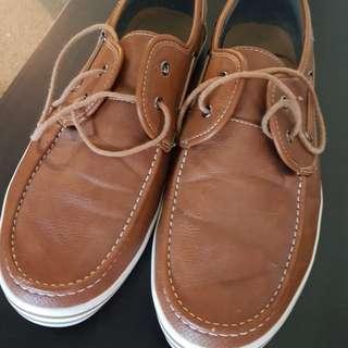 Size 12 Aldo Boat shoes