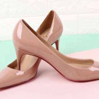 Ready Loubie Pigalles Shoes