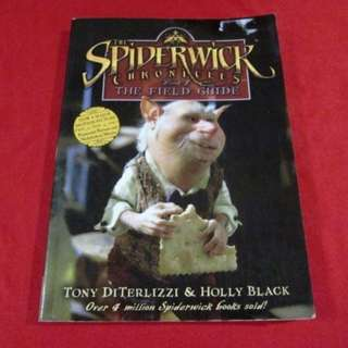 Spiderwick Chronicles: The Field Guide
