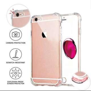 🚚 Buy 1 Get 1 Free / Soft Flexible Transparent Phone Case