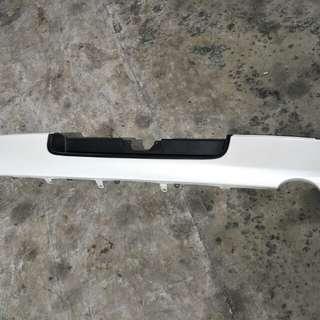 Toyota Hiace SGL rear original bumper