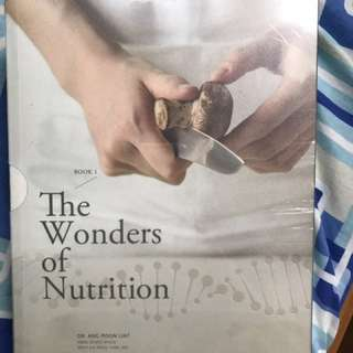 The wonders of nutrition and Roadmaps to recovery