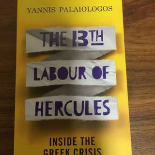 The 13th labor of Hercules