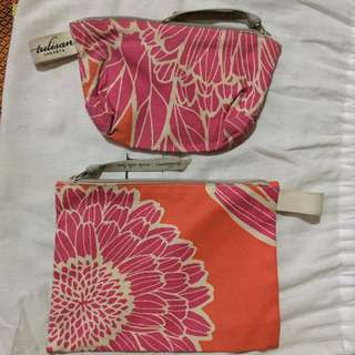 My Tulisan pouch
