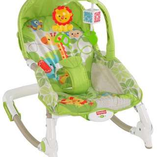Fisher Price Newborn to Toddle Portable Rocker