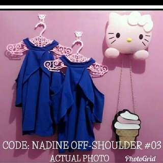 Nadine Off Shoulder