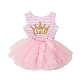 Birthday dress for your baby bday party
