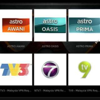 👑#1 King Of Jailbreak! Malaysia FTA TV1, TV2, TV3 Sports 1234 Jailbreak service for existing Android box users