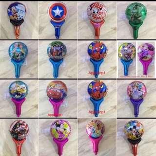 Handheld ballon 🎈children Party Goodies