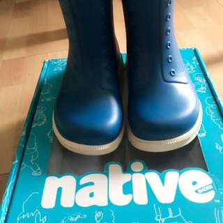 (Reprice) Authenthic Native Sid Boot