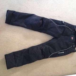 Ixon large motorcycle pants