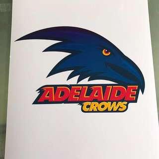 2017 AFL Grand final gloss poster A4