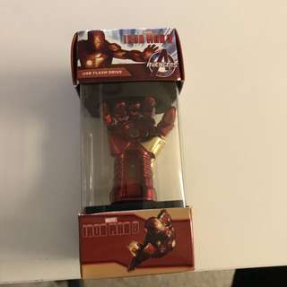 Iron Man thumb drive, 16 GB