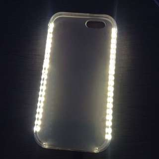 Light up selfie case for iphone 6