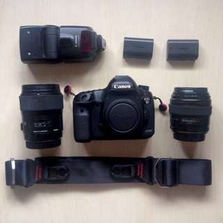 5D Mark iii Full Set