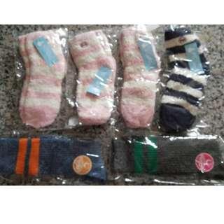馬桶洋行襪子