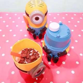 Minion Cereal Cup/Bottle