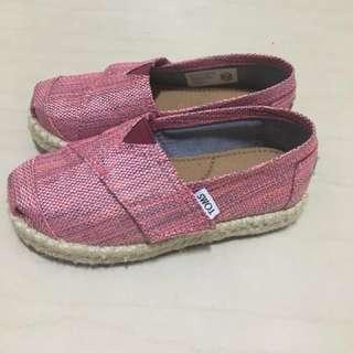 Toms Kids Shoe US 8