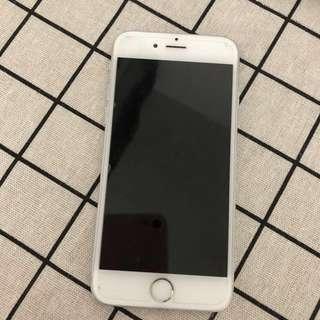 《二手》iPhone6 64G 4.7 銀色 i6 告別舊蘋果