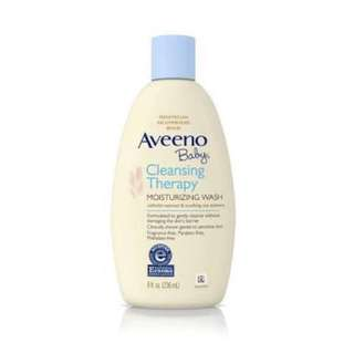 Aveeno Baby Cleansing Therapy Moisturizing Wash 236 ml