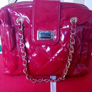 Aldo leather bag (Negotiable)