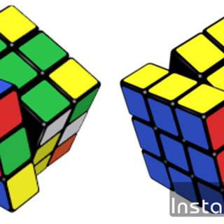 I am looking for a person who can get solve the Rubik cube.
