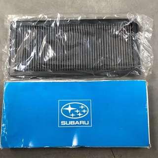 K&N air filter for Subaru Impreza or wrx