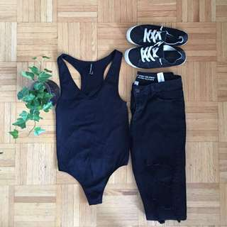 Body suit (S)