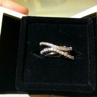 MaBelle Diamond ring