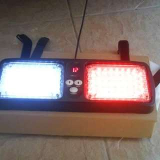 visor led strobe light