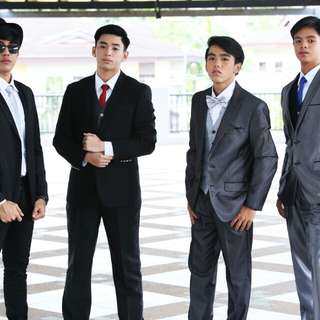 Millennium Suits and Formal Wear