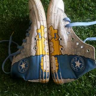 The Simpson Converse