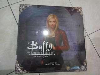 Buffy The Vampire Slayer Board Game (2016)