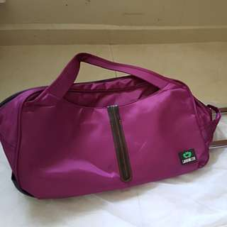 BN Luggage Bag with Rolling Wheels