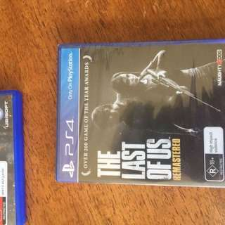 PS4 GAMES - NEW