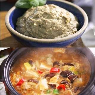 (Life 2091) 韓國大熱 罐裝蟹膏醬, 蟹肉醬
