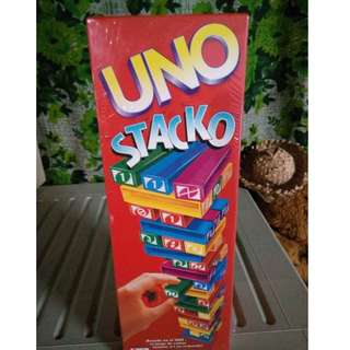 Uno Stacko - Wood (Jenga)
