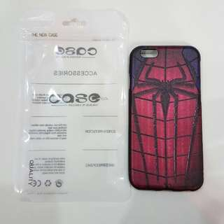 i Phone 6/6S Case Spider Man Series (3D Surface)