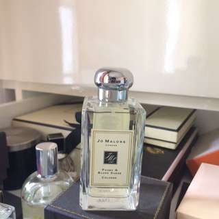 AUTHENTIC JO MALONE PEONY BLUSH SUEDE