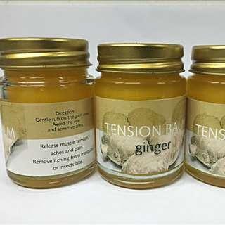 Buy 2 Free 1: Plai (Ginger) Massage Balm - Ease muscle pain,Zika,dengue
