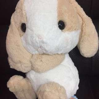 巨型兔仔毛公仔景品