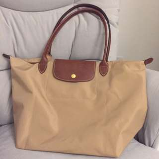Authentic Longchamp Le Pilage Tote