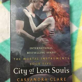 The Mortal Instruments - City Of Lost Souls (Book 5)