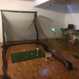 Net Return Home edition Golf hitting net