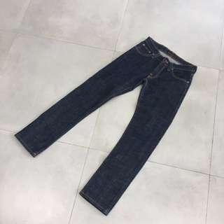 NUDIE Jeans Super Slim Kim Size 28