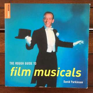 The Rough Guide to Film Musicals - David Parkinson