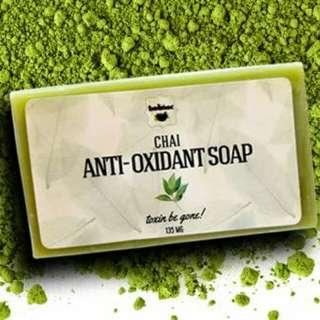 Chai Anti-Oxidant Soap